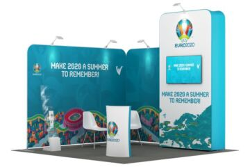 URBANZOO Delta-3x3 Expo Stand