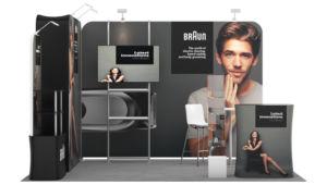 URBANZOO Leto-3x3 Expo Stand