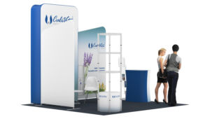 URBANZOO Selene-3x3 Expo Stand