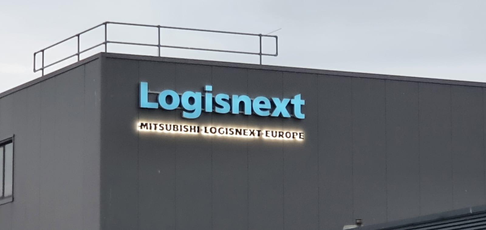 led sign logisnext